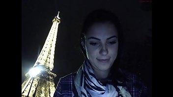 CrazyM_ MissKreazy Paris Eiffel Tower Outdoor Video - MFC